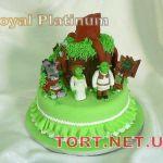 Торт Шрек (Shrek)_13
