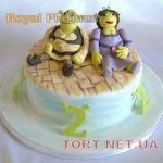 Торт Шрек (Shrek)_18