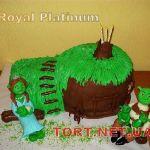 Торт Шрек (Shrek)_1
