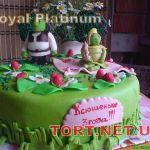 Торт Шрек (Shrek)_20