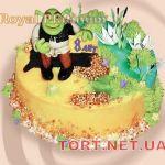Торт Шрек (Shrek)_23
