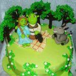 Торт Шрек (Shrek)_24