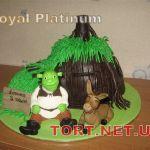 Торт Шрек (Shrek)_2
