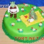 Торт Шрек (Shrek)_5