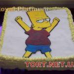Торт Симпсоны (The Simpsons)_2