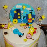 Торт Симпсоны (The Simpsons)_4