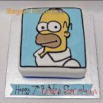 Торт Симпсоны (The Simpsons)_5