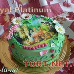 Торт Феи Tinker Bell_1