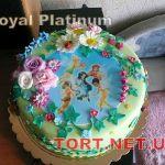 Торт Феи Tinker Bell_2