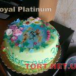Торт Феи Tinker Bell_3