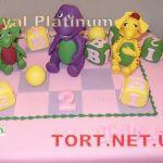 Торт Барни и друзья_14
