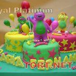 Торт Барни и друзья_18