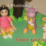 Торт Барни и друзья_20