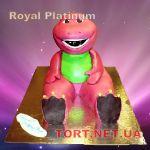 Торт Барни и друзья_2
