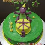 Торт Барни и друзья_4