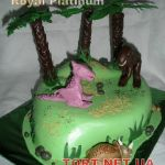 Торт Dinoco_1