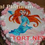 Торт Winx Club_2