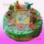 Торт Winx Club_4