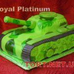 Торт на военную тематику_5