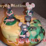 Торт на военную тематику_8