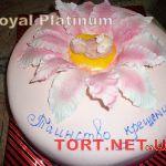 Торт на крещение_10