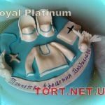 Торт на крещение_11