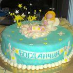 Торт на крещение_17