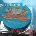 Торт на крещение_1