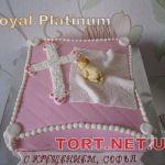 Торт на крещение_20