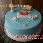 Торт на крещение_21