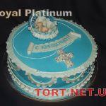 Торт на крещение_23