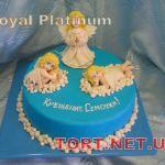 Торт на крещение_2
