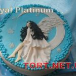 Торт на крещение_3