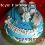 Торт на крещение_4
