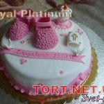 Торт на крещение_5