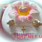 Торт на крещение_7