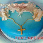 Торт на крещение_8