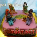 Торт для женщины_5
