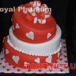Романтический торт_23