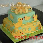Торт с бантом_10