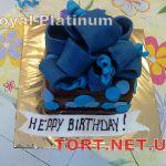 Торт с бантом_19