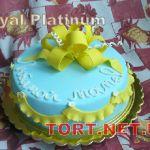 Торт с бантом_2