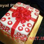 Торт с бантом_3