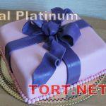 Торт с бантом_5