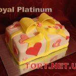 Торт с бантом_8
