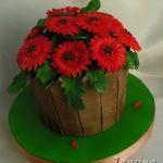 Торт с цветами_160