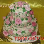 Торт с цветами_161