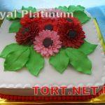 Торт с цветами_22