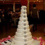 Свадебный торт 10 ярусов_1