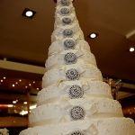 Свадебный торт 10 ярусов_2